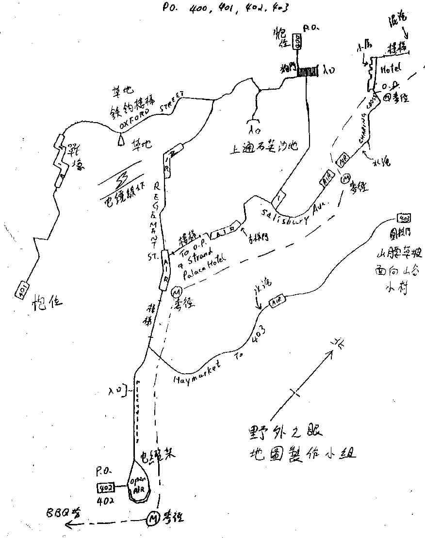 安吉县康山地图