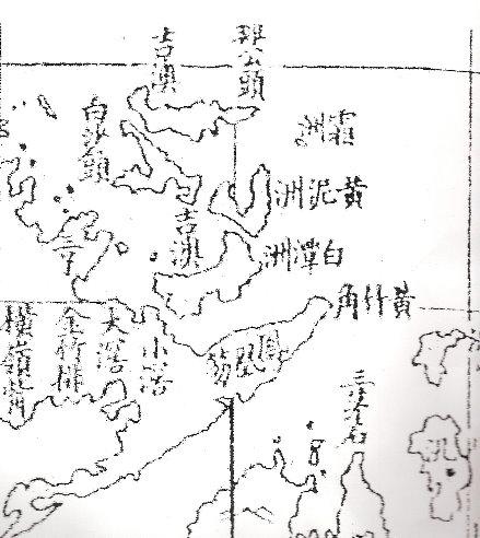 1905年地图显示