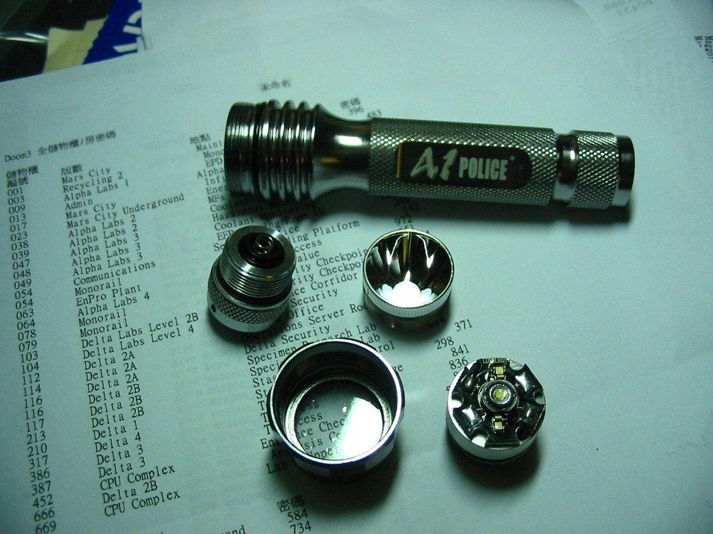 计时器电路板焊锡面